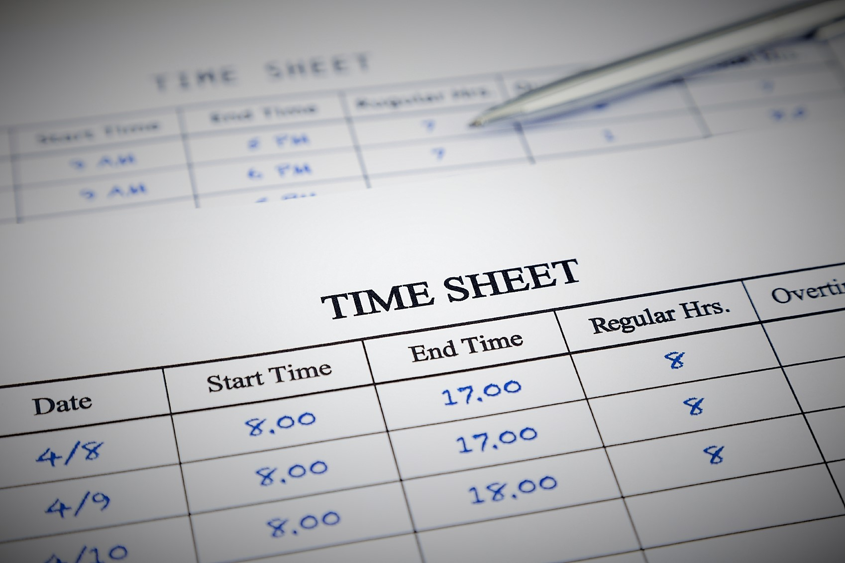 should your staffing company switch from paper to online timesheets